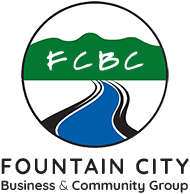 Fountain City Business & Community Group Logo